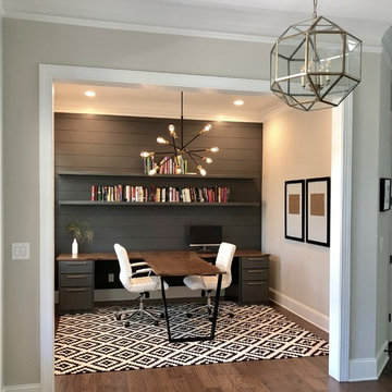 Huntersville Home Office for Two