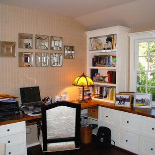 Husband And Wife Home Office Ideas Photos Houzz