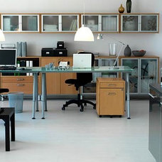 modern home office by IKEA