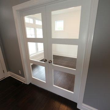Incredible 3-Panel Glass Doors