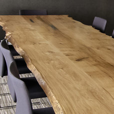 Modern Dining Tables by Wood Anchor