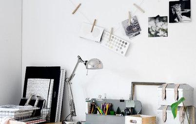 毎日5分間、紙類の管理のリセットと片付けの習慣を