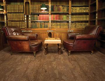 Inspiration: US Floors Cork Deco- Salon Burle