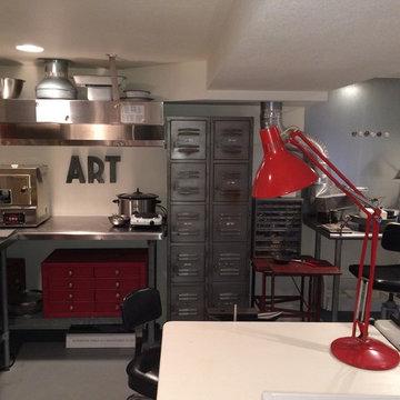 Inspiring Artist Studio