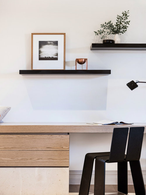 25 Best Contemporary Home Office Ideas, Designs & Remodeling ...