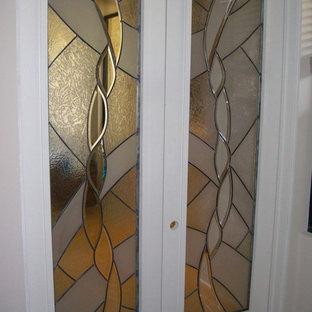 Interior Glass Doors Home Office Ideas Photos Houzz