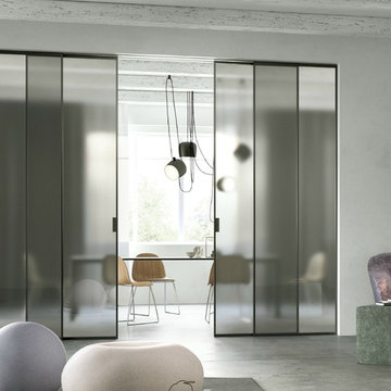 Interior Sliding Glass Door