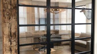 Interior Steel Glass Doors