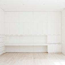 Modern Home Office by NIMMO American Studio For Progressive Architecture