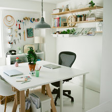 Good-looking Ways to Organise and Store Craft Materials