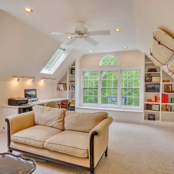 Ivy Transitional Staging