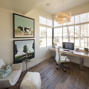 Exempel på ett modernt arbetsrum