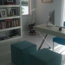 Modern Home Office Jennifer Suna