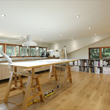 Judy's Airy and Light-filled Art Studio