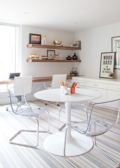 Contemporáneo Despacho by barlow reid design