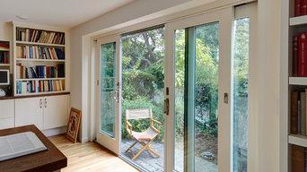 Kensington Mid Century Kitchen and Study Remodel