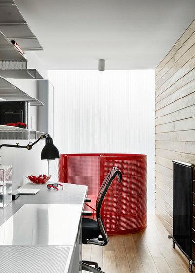 Modern Arbeitszimmer by Austin Maynard Architects