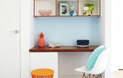 Home Office: La Color Designer Spiega Quali Tonalità Scegliere