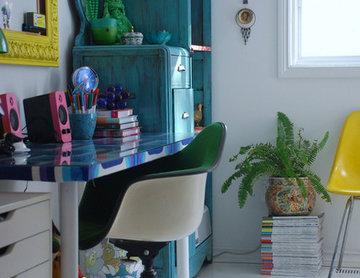 Kim Johnson- home office