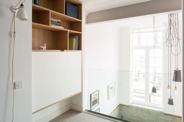 コンテンポラリー ホームオフィス・書斎 by Kirkwood McLean Architects