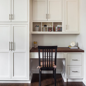 Kitchen and Mudroom Remodel in Duxbury