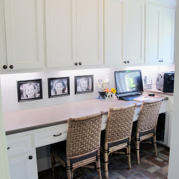 Kitchen with Room for the Whole Family