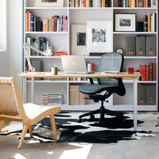 Modern Home Office by Knoll
