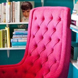 Неиссякаемый источник вдохновения для домашнего уюта: кабинет в стиле ретро