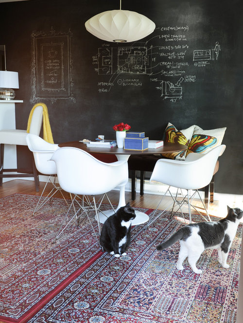 Best 30 Eclectic Vancouver Home Office Ideas & Designs | Houzz