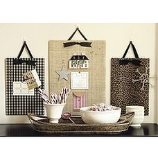 Contemporary Home Office Large Magnetic Board with Magnets | Ballard Designs