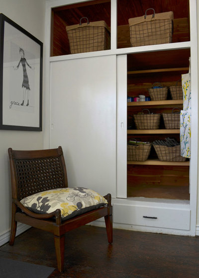 Good Eclectic Home Office by Sarah Greenman