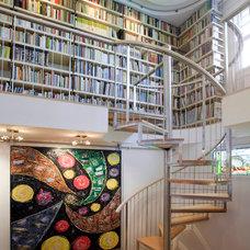 Contemporary Living Room by Siemasko + Verbridge