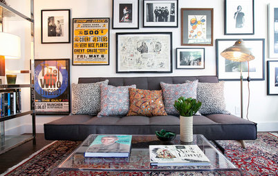 An Insider's Guide to Creating a Gallery Wall