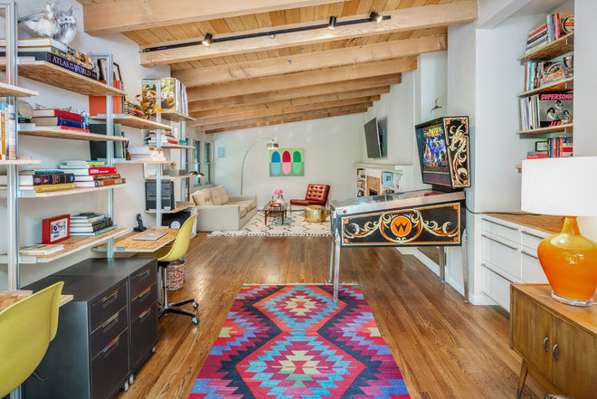 Midcentury Home Office by deasy/penner&partners