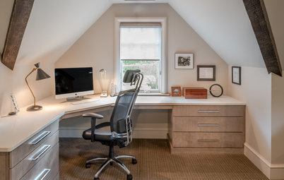 How to Design a Comfortable Home Office
