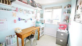Lavender Cottage - Craft Room