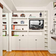 Contemporary Home Office by Grant Davis Thompson, INC.
