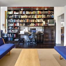 Contemporary Home Office by MAGDALENA & MGS Architecture