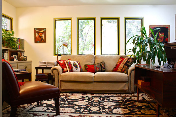 Southwestern Home Office by Shannon Malone