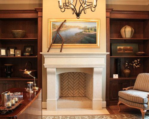 Modern Fireplace Mantel Houzz