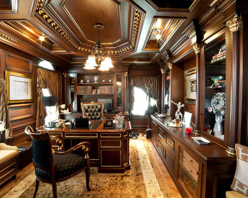 Masculine home office ideas pictures remodel and decor for Masculine office decor