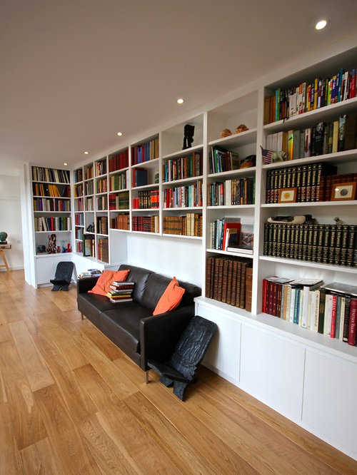 Library Shelving Houzz