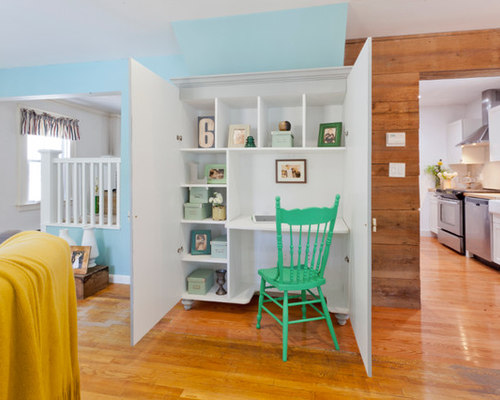 delighful home office armoire looking corner perfect design