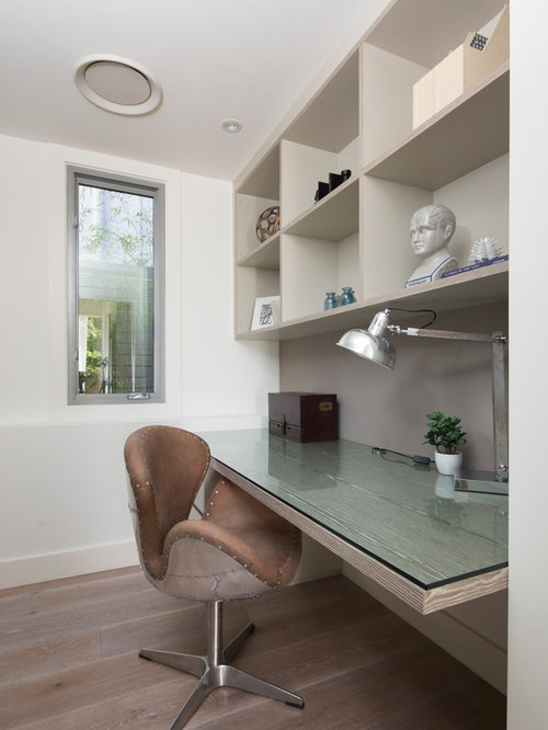 Best built in study design ideas remodel pictures houzz Built in study desk