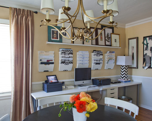 home office wall storage | houzz