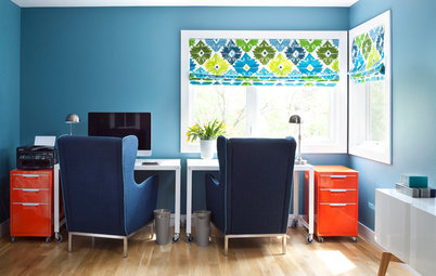 Houzz Tour: A Home of a Different Color