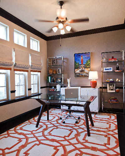 Home Office Window Treatments Home Design Ideas Pictures