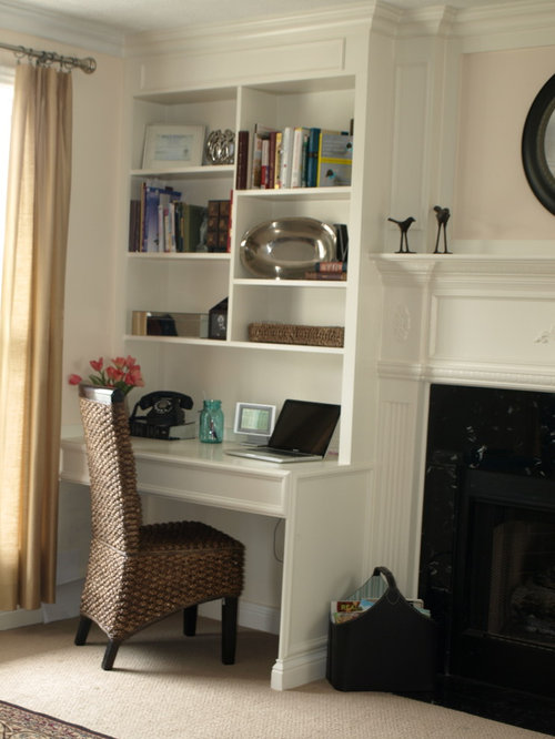 Traditional Home Office Idea In Nashville