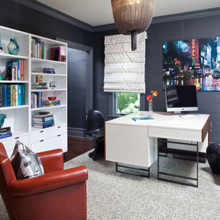 75 Most Popular Home Office Library Design Ideas For 2019 Stylish