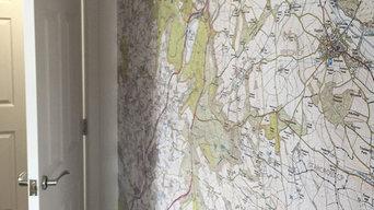 Local map Mural
